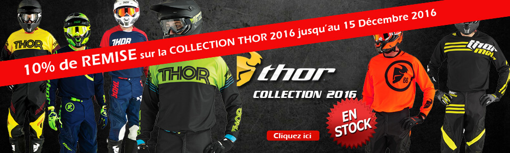 Nouvelles Tenues Motocross Thor Mx Phase 2016 : Hyperion, Ramble, Strands et Gasket