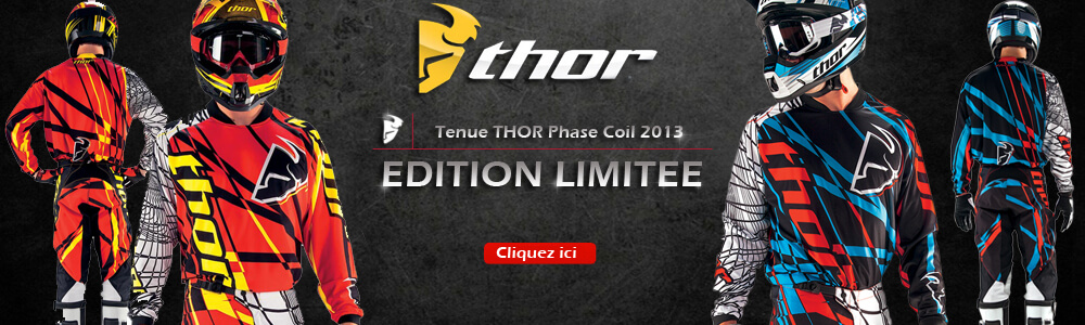 Tenue Cross Thor Phase Coil Edition Limitee