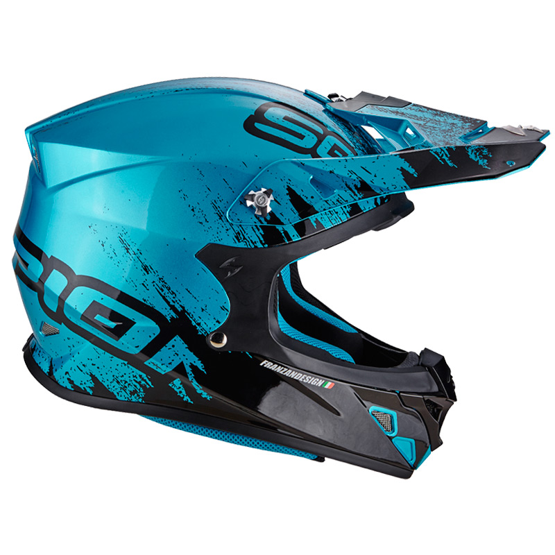 e28c8ecf53f76 Casque Cross Scorpion Exo VX-21 Air Mudirt - FX MOTORS