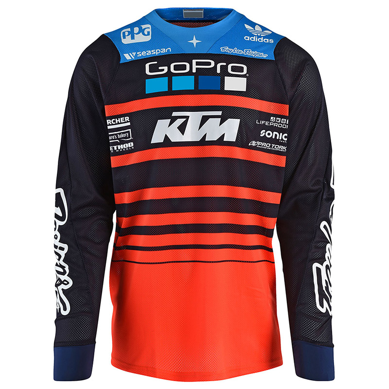 Fabuleux Tenue Cross TLD SE Air Streamline Team KTM/GoPro 2018 - FX MOTORS NH58