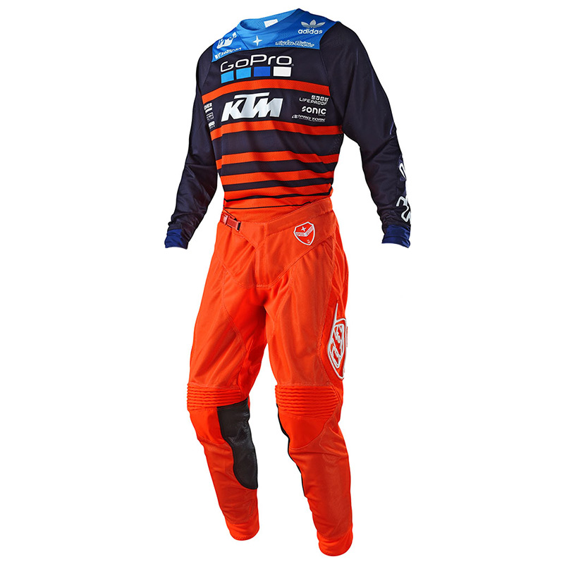 Bien-aimé Tenue Cross TLD SE Air Streamline Team KTM/GoPro 2018 - FX MOTORS VC11
