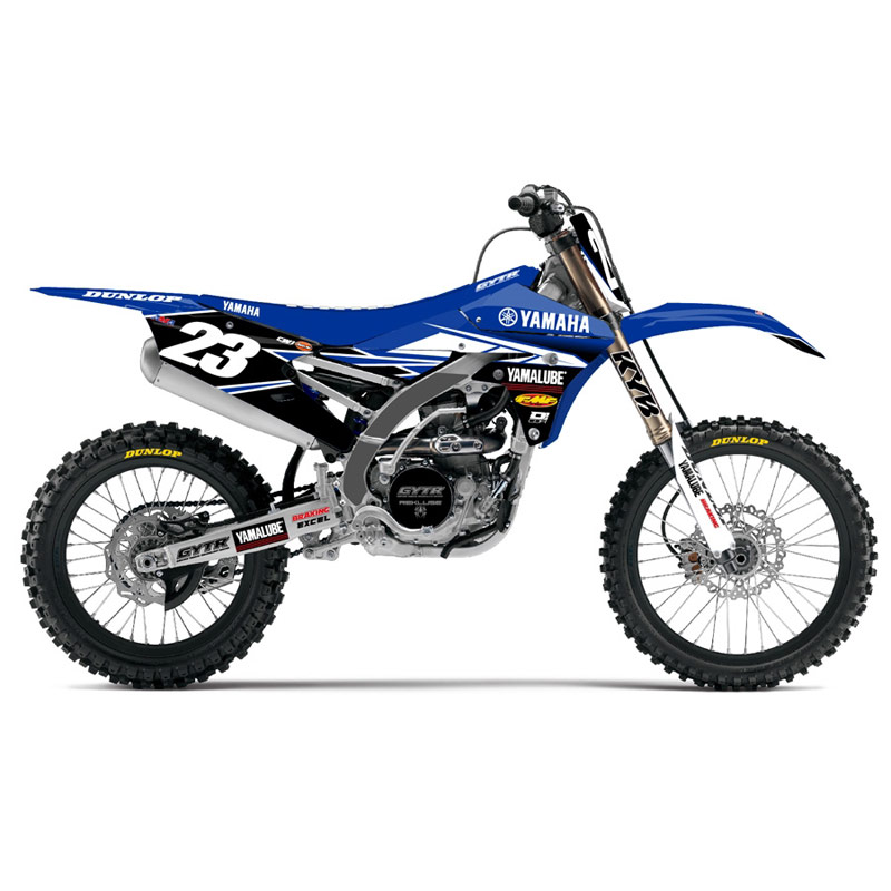 kit d co complet yz yzf star racing replica 2017 d 39 c fx motors. Black Bedroom Furniture Sets. Home Design Ideas