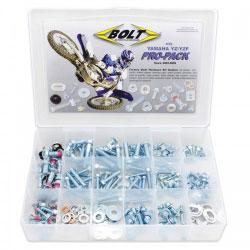 Boîte de Vis Complète BOLT Pro Pack - YAMAHA YZ YZF