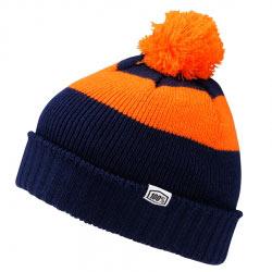 Bonnet 100% Scrambler Navy/Orange 2016