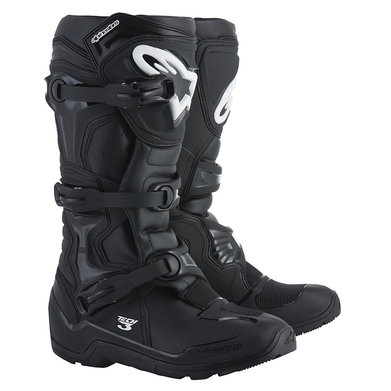 bottes enduro alpinestars tech 3 noir fx motors. Black Bedroom Furniture Sets. Home Design Ideas