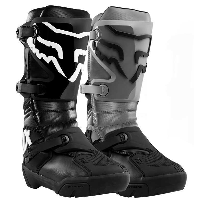 2020 Racing Fox Bottes Enduro Comp X wOy8Pv0mNn