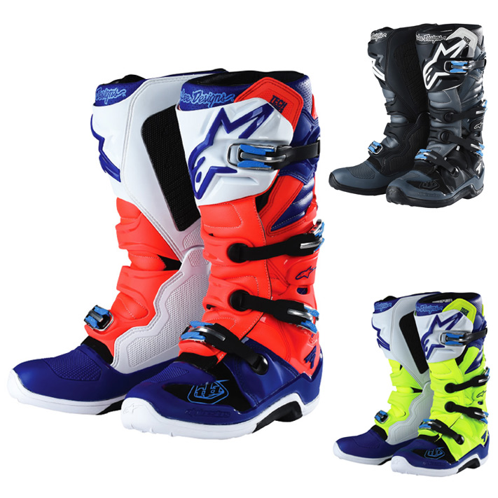 bottes motocross alpinestars tld tech 7 2018 fx motors. Black Bedroom Furniture Sets. Home Design Ideas