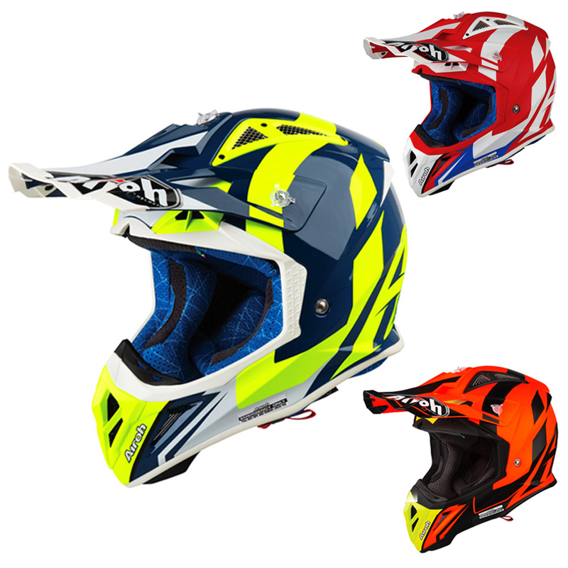 Casque Cross Airoh Aviator 23 Bigger 2019 Fx Motors