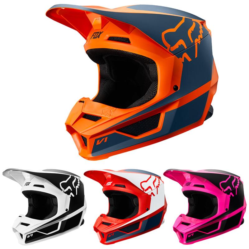 casque cross fox racing v1 przm 2019 fx motors. Black Bedroom Furniture Sets. Home Design Ideas