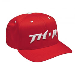 Casquette Thor Mx Omit Snapback Red 2016