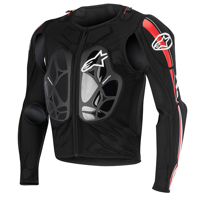 gilet de protection alpinestars bionic pro fx motors. Black Bedroom Furniture Sets. Home Design Ideas