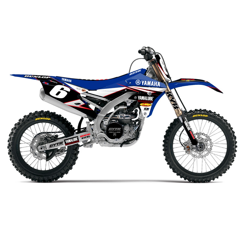 kit d co complet yz yzf star racing replica 2016 d 39 c fx motors. Black Bedroom Furniture Sets. Home Design Ideas