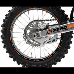 Kit Déco Jantes Zeronine KTM Black