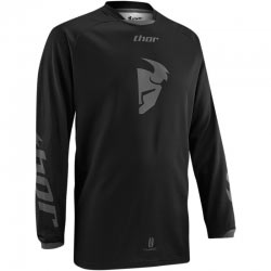 Maillot Cross Hiver Thor Mx Phase Cold Blackout 2015