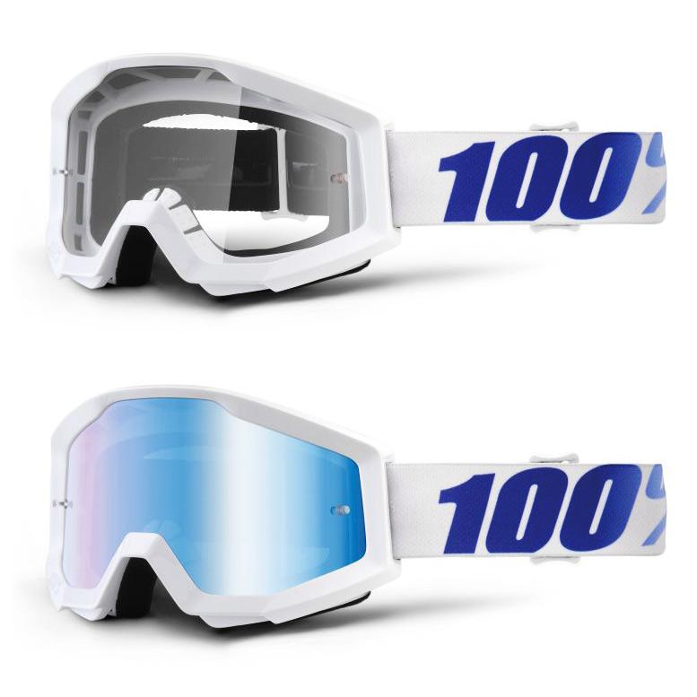 100% Masque Strata Equinox Ecran Miroir Bleu 2018 ViUSfjiOT