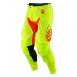 Pantalon Cross TLD SE Air Starburst Yellow Fluo/Orange