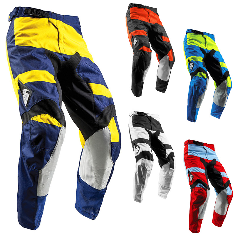 Level 2018 Thor Pantalon Mx Cross Pulse 5Aj4R3L