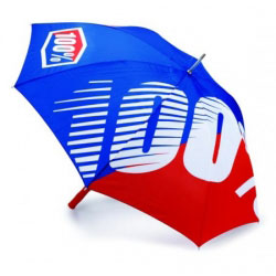 Parapluie 100% Premium Blue/Red Extra Large