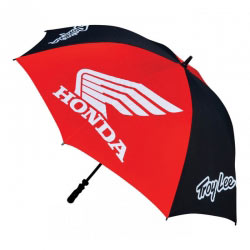 Parapluie Troy Lee Designs Honda Team Rouge/Noir