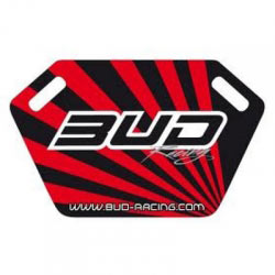 Pit Board Bud Racing Red