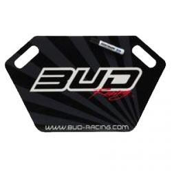 Pit Board Bud Racing Black