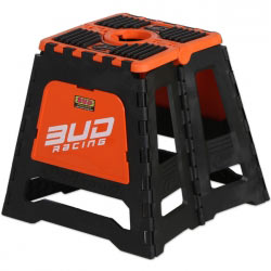 Porte Moto Pliable Bud Racing - ORANGE