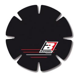 Sticker Couvercle Carter Embrayage - Blackbird