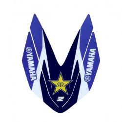 Sticker Garde Boue Avant Rockstar Blue/Navy - YZ/YZF