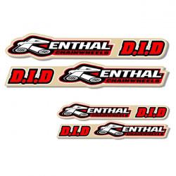 Stickers Bras Oscillant Renthal/DID