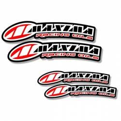 Stickers Garde Boue Avant Maxima