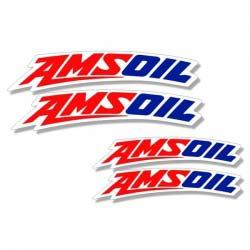 Stickers Garde Boue Avant AMS Oil