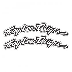 Stickers Garde Boue Avant Troy Lee Designs