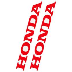 Stickers de Fourche/Bras Oscillant HONDA - Factory FX