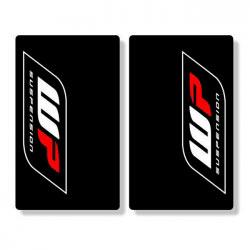 Stickers de Fourche White Power Black - WP