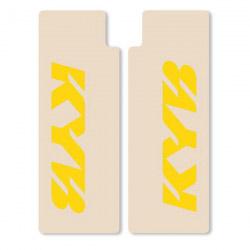 Stickers de Fourche N'Style KAYABA - JAUNE