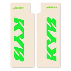 Stickers de Fourche N'Style KAYABA - VERT