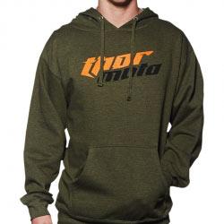 Sweat Thor Mx Total Moto Olive 2016