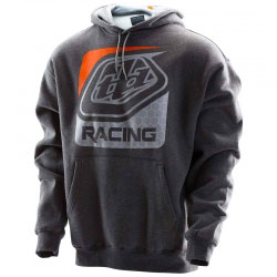 Sweat Troy Lee Designs Perfection 2.0 Gray/Charcoal