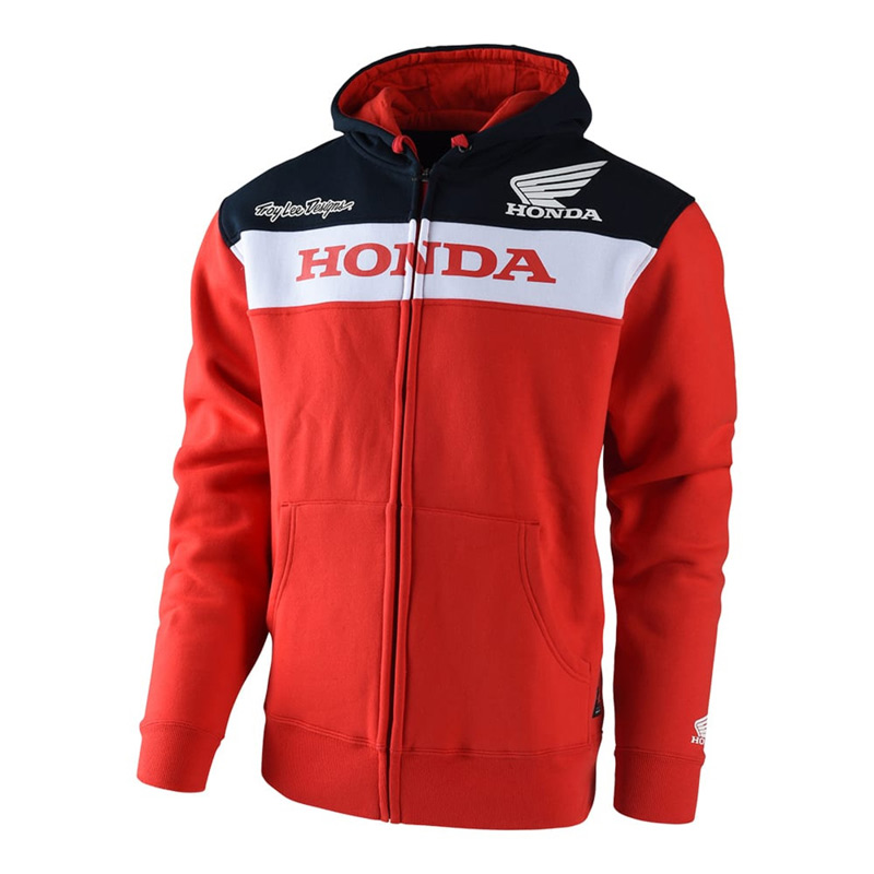 Sweat Zippé Troy Lee Designs Honda Fleece