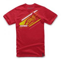 T-Shirt Alpinestars Potent Red