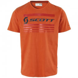 T-Shirt Scott 15 Promo Tangerine Orange