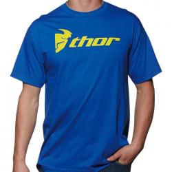 T-Shirt Thor Mx Loud N'Proud Royal 2016