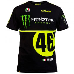 T-Shirt VR46 Monster Replica