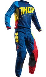 Tenue Cross Enfant THOR MX Pulse Aktiv Multi