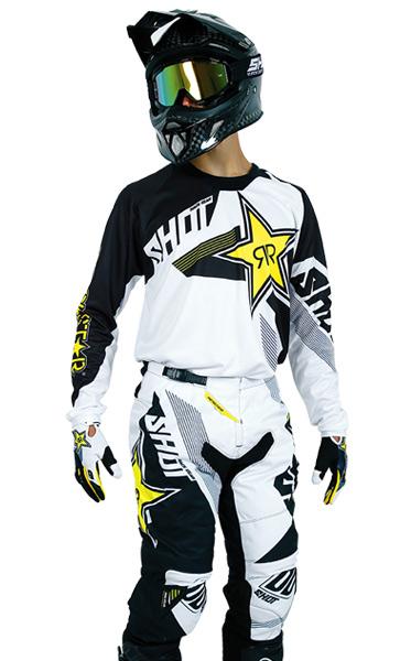 motocross tenue