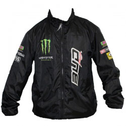 Veste Coupe Vent Team Bud Racing Monster 2015