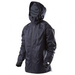 Veste Imperméable Alpinestars Qualifier Rain Black