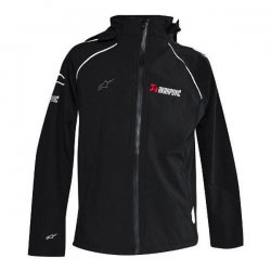 Veste Softshell Akrapovic Black