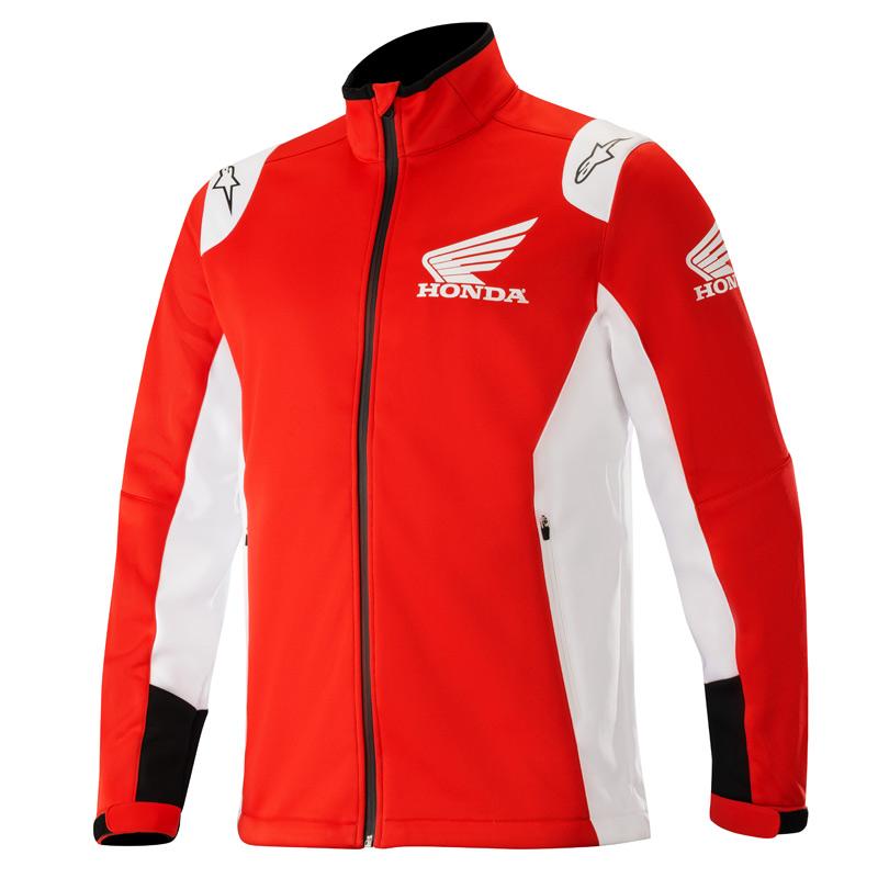 Veste Softshell Alpinestars Honda 2019 -