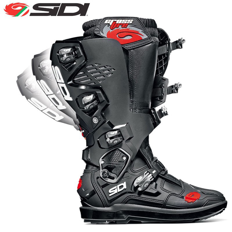 bottes motocross sidi crossfire 3 srs fx motors. Black Bedroom Furniture Sets. Home Design Ideas